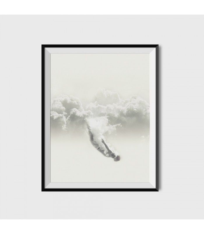 Lámina Sky Diver | Objects I Love by Yuri Bacas Hosaka | Pinterest ...