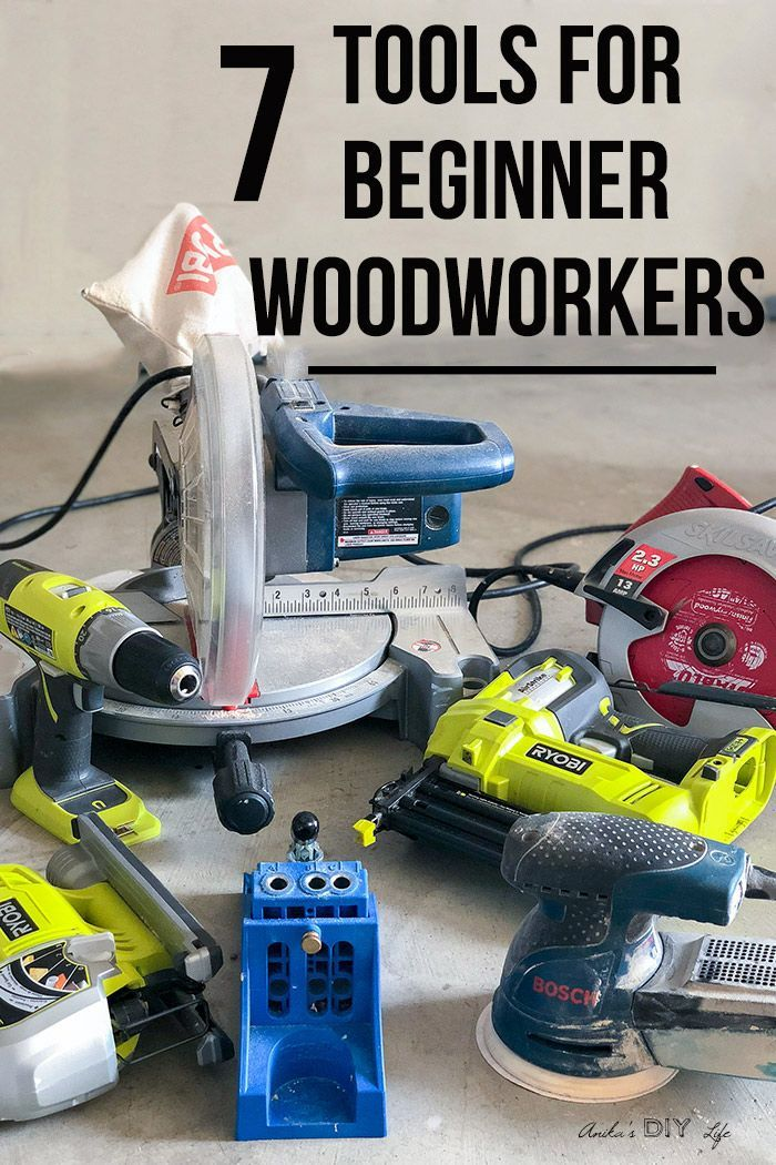 Photo of 7 Essential Woodworking Tools For Beginners