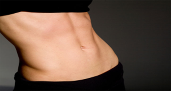 A Flat Stomach and Abs in Just 5 Minutes