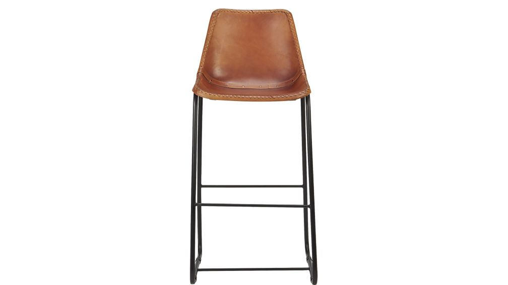 Incredible Roadhouse Leather Bar Stools Grse 30 Bar Stools Leather Gamerscity Chair Design For Home Gamerscityorg
