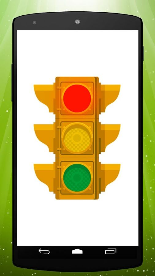 Install This Cool Live Wallpaper And Enjoy The Traffic Lights Switching Colour