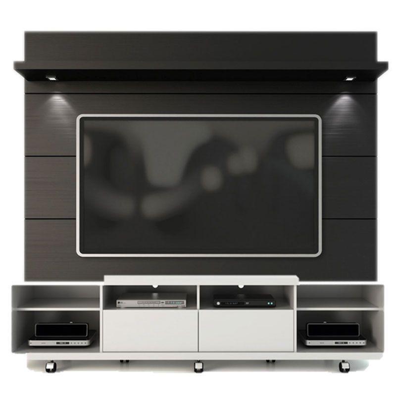 Manhattan Comfort Cabrini 2.2 TV Stand And Panel