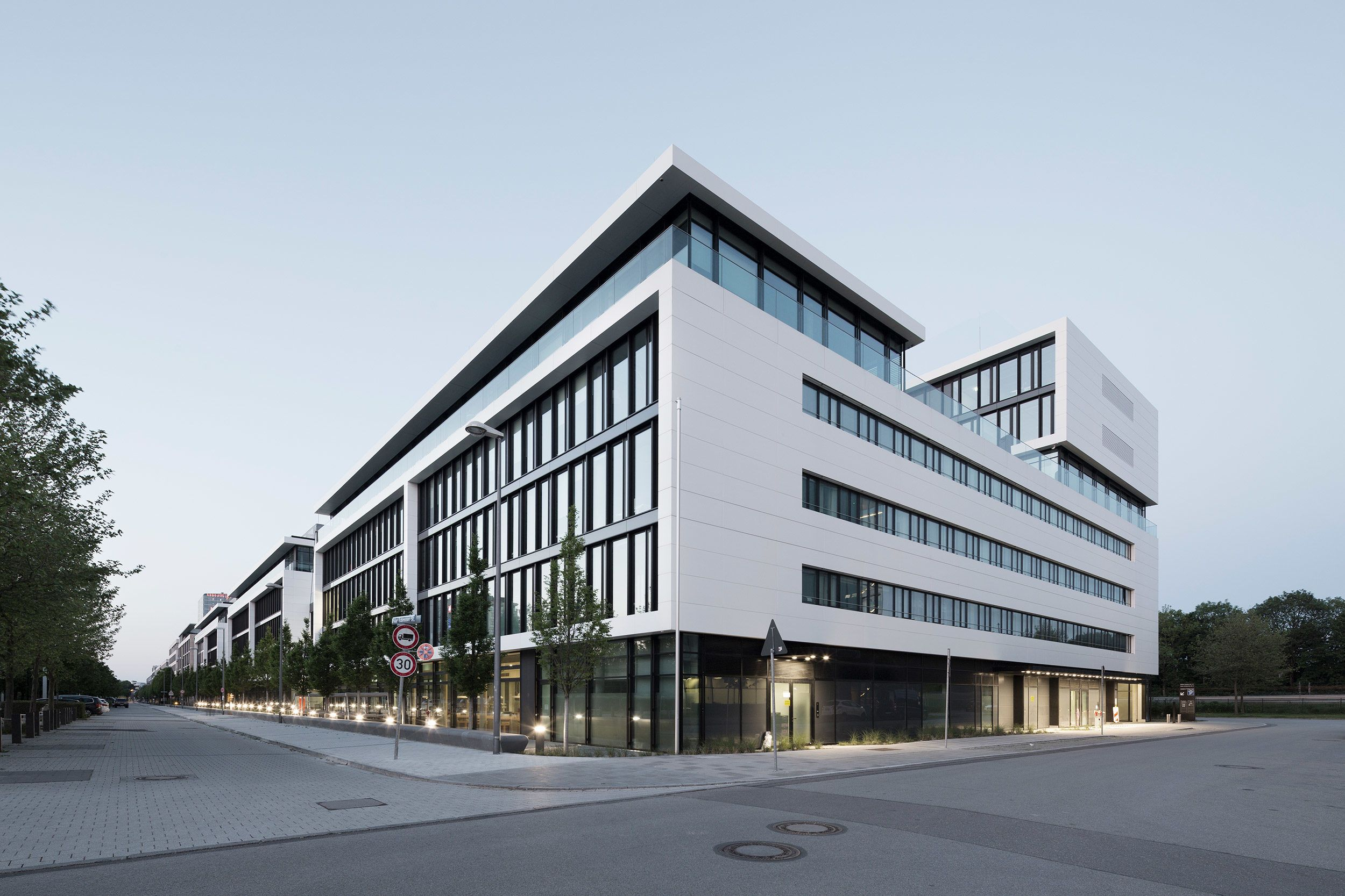 Microsoft Headquarter Deutschland, München GSP Architekten