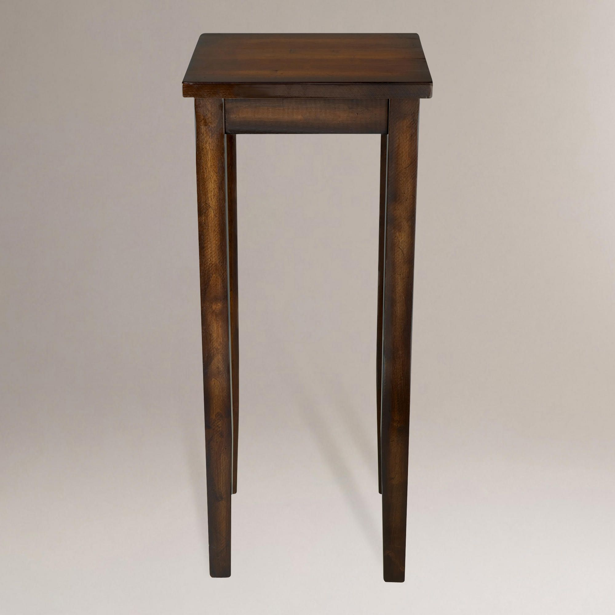Small Chloe Accent Table World Market For Tea Next To My