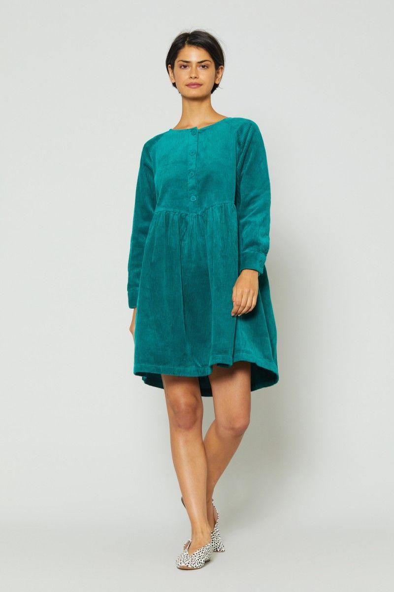Gorman Online Mina Corduroy Dress New Arrivals Corduroy Dress Long Sleeve Tee Dress Fashion [ 1200 x 800 Pixel ]
