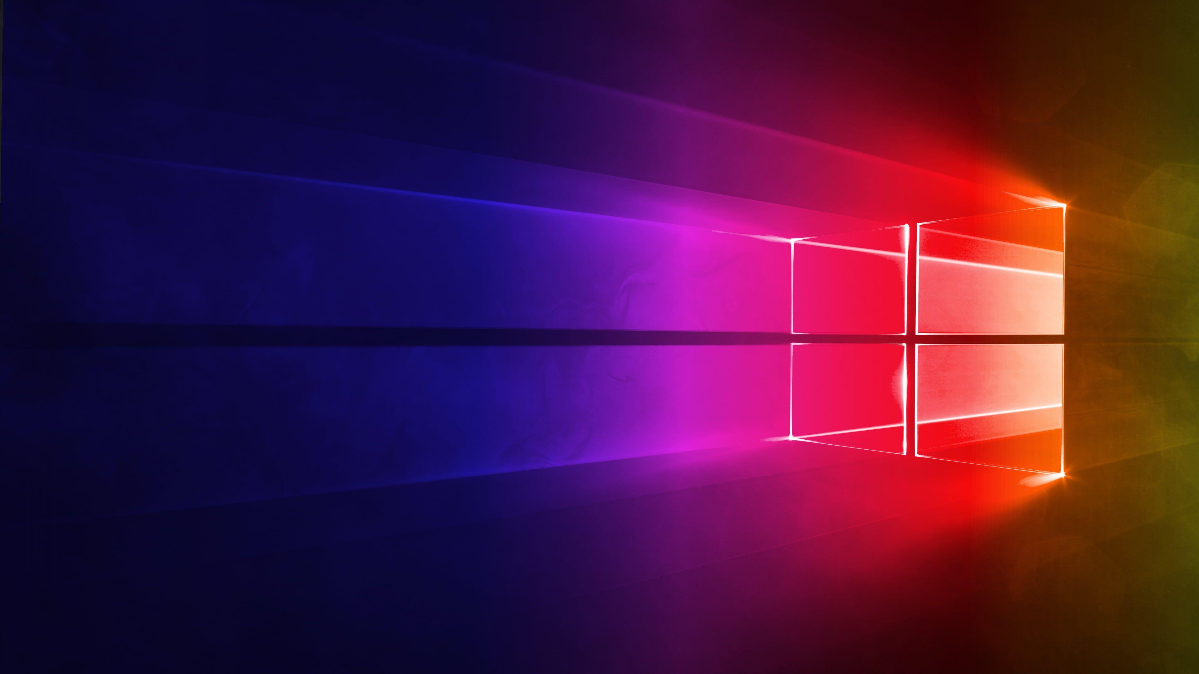 Windows 10 Microsoft Windows Logo 4k Wallpaper Hdwallpaper Desktop In 2021 Windows 10 Wallpaper Windows 10 Microsoft Windows