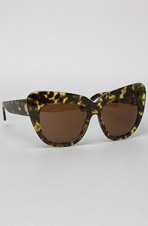847eab87dc4 House of Harlow 1960 The Chelsea Sunglasses in Leopard