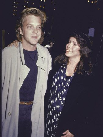 Kiefer sutherland spouse