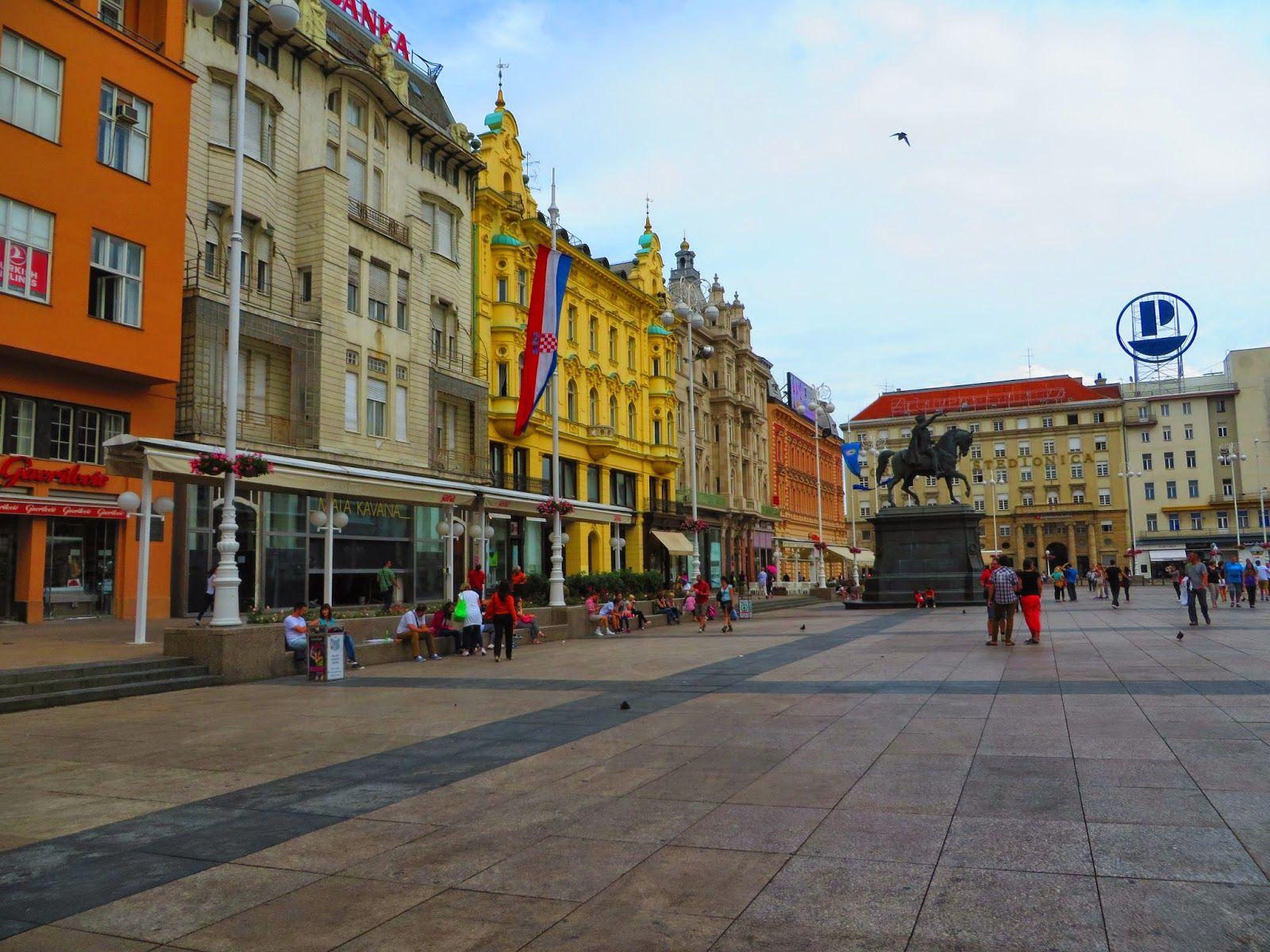 Living Life And Having Fun European Adventure Day Nine Zagreb Croatia Zagreb Croatia Adventure
