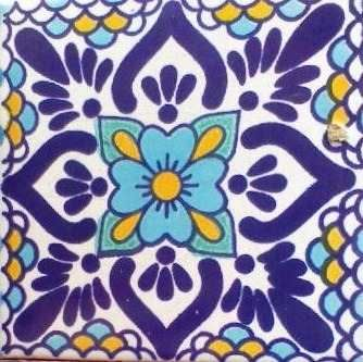 Talavera artesan a azulejo talavera pinterest beads for Azulejo de talavera mexico
