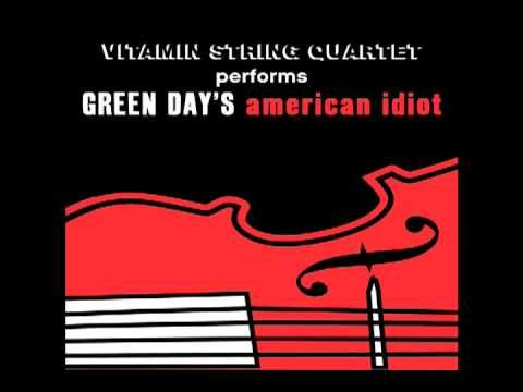 Wake Me Up When September Ends Vitamin String Quartet Tribute To Green Day