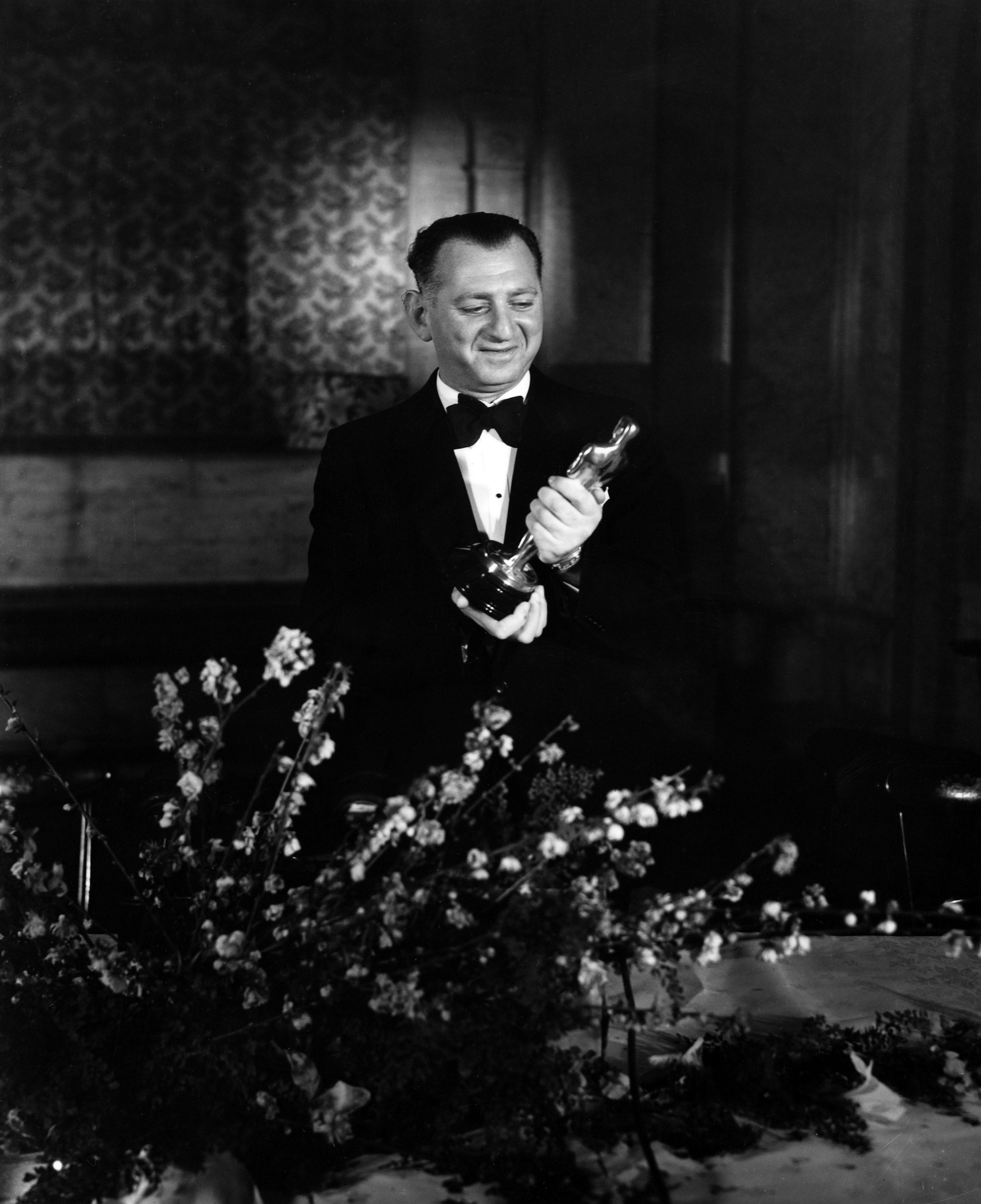 "7th Academy Awards® (1935) ~ Arthur Caesar ~ (1892 – 1953) won an Oscar® for Best Writing - Original Story for ""Manhattan Melodrama"" (1934) (Won 1 Oscar)"