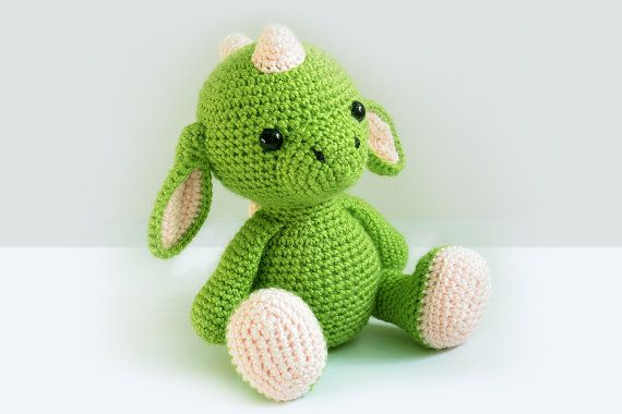 Add-on Adult Dragon Crochet Pattern: Extra Ornamentation Amigurumi ... | 380x570