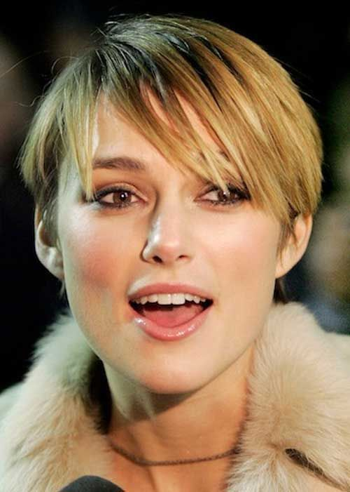 Keira Knightley Pixie Cut | Hairstyles | Pinterest | Keira Knightley,  Pixies And Pixie Cut