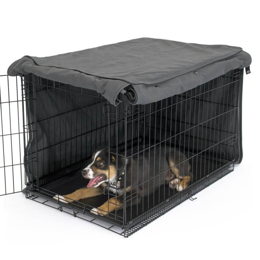 Canvas Pet Crate Cover Dog Crate Cover Crate Cover Wire Crate