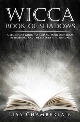 Starting a book of shadows