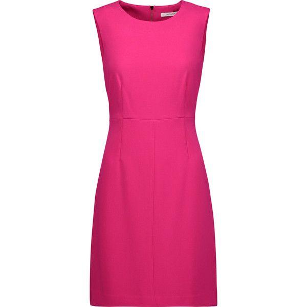 Diane von Furstenberg - Carrie Stretch-crepe Mini Dress ($174 ...
