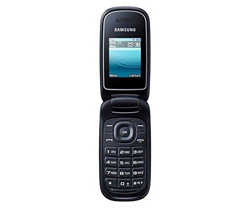 "Samsung E 1270 - Móvil libre (pantalla 1.77"", 0.4 GB), negro - http://www.tiendasmoviles.net/2015/11/samsung-e-1270-movil-libre-pantalla-1-77-0-4-gb-negro/"