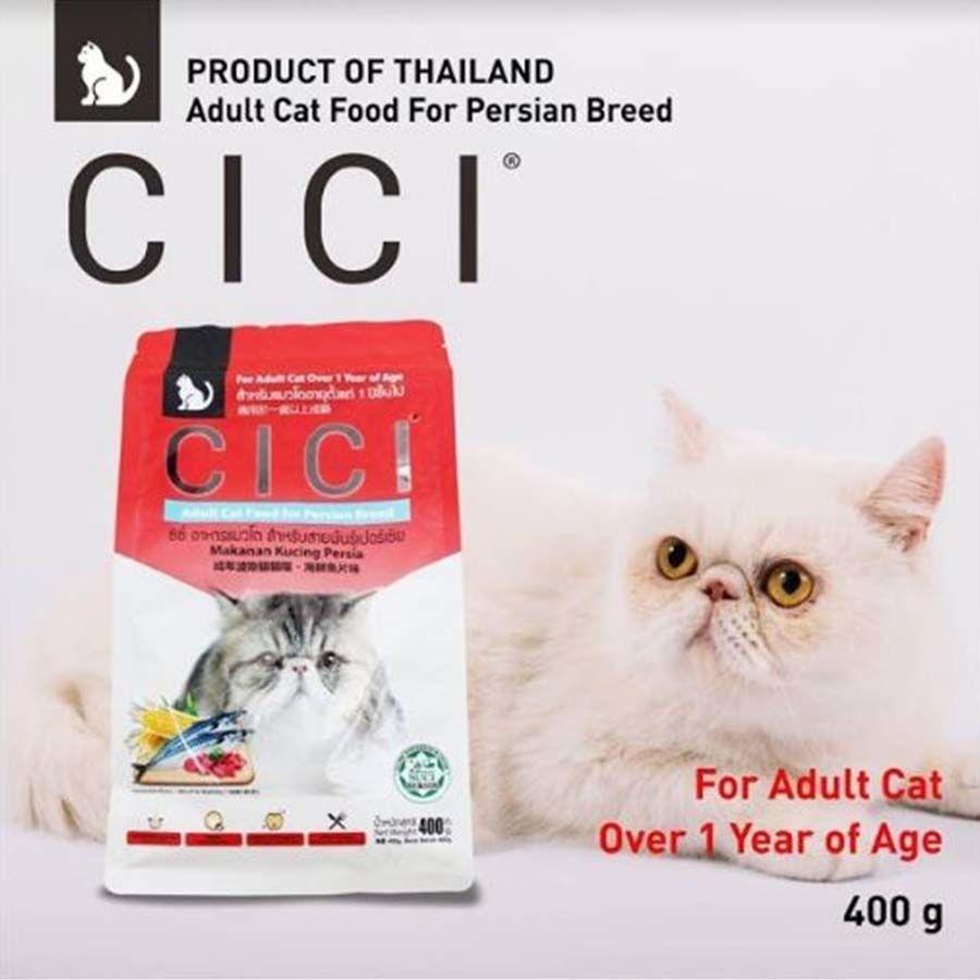 Hi Little Paw Jaga Kesehatan Kucing Persian Dengan Nutrisi Sesuai Jenisnya Cici Dry Food Persian Di Buat Khusus Untuk Kucing Persi Cat Food Pink Paws Breeds