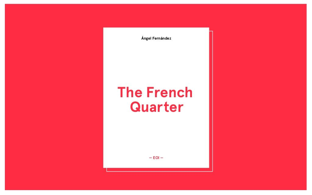 The french quarter by  angel fernandez