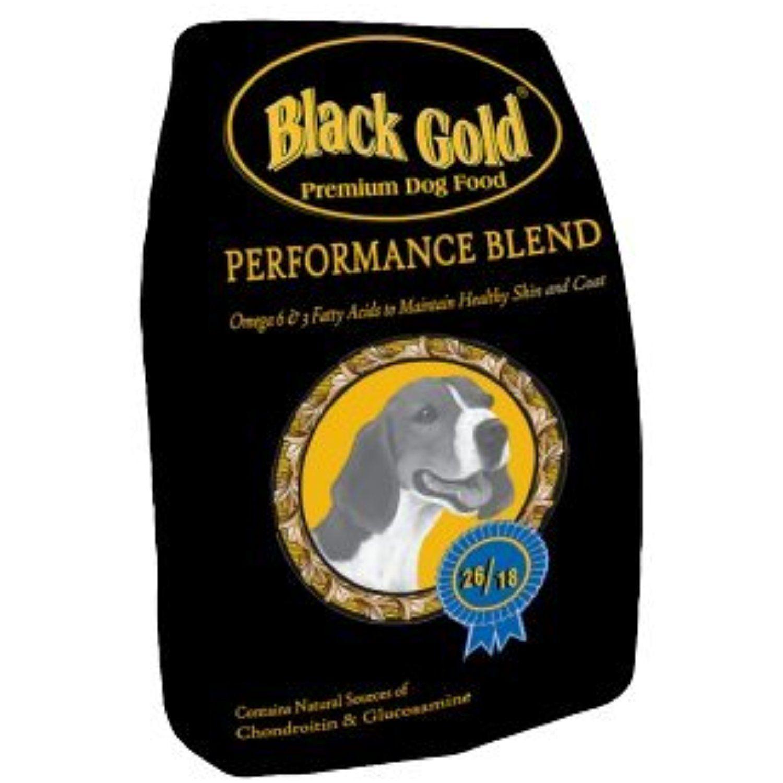 Black Gold Performance Blend Dog Food 50 Lb Bag You Can