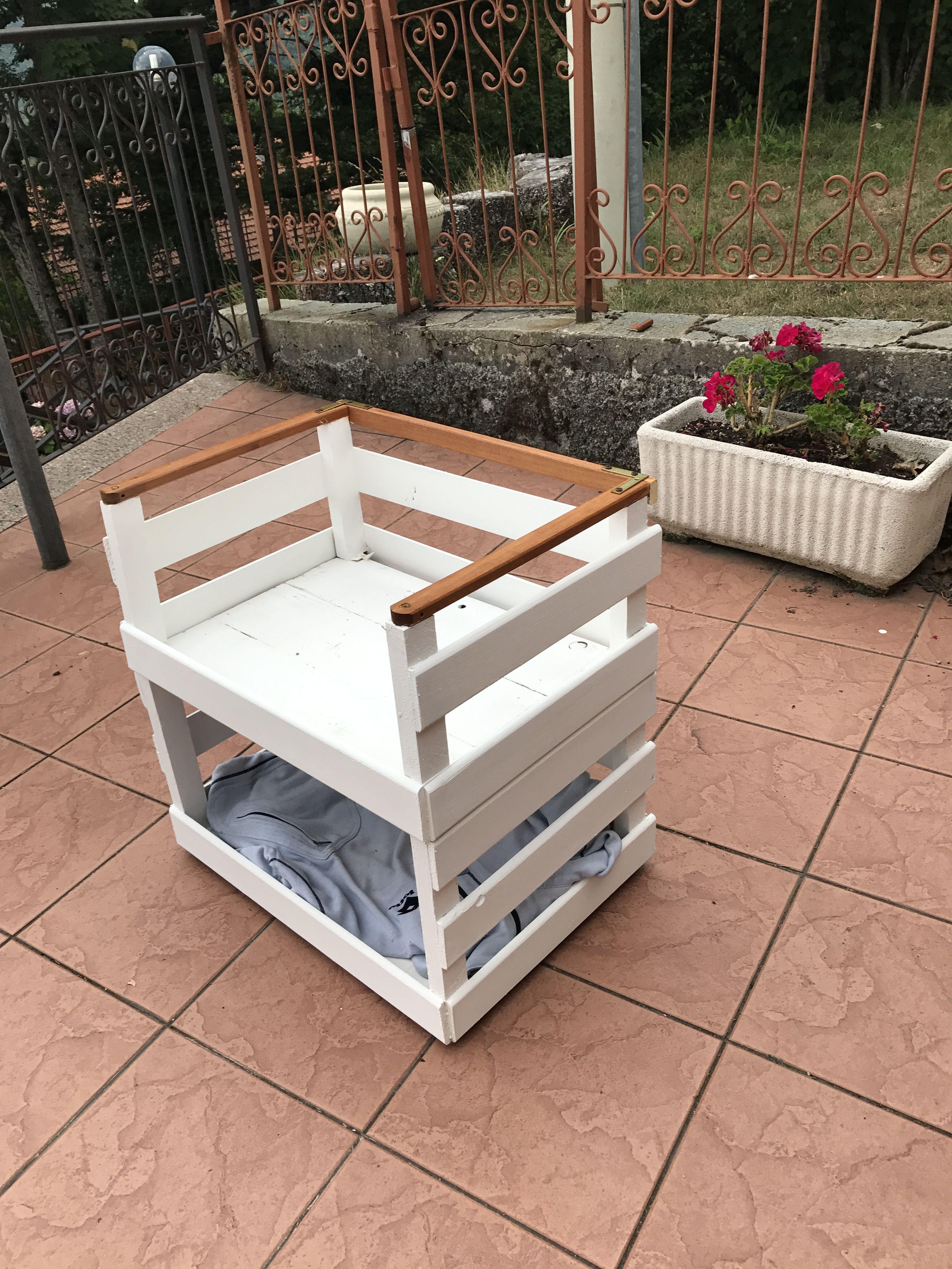 Costruire Cuccia Per Gatti casetta per gatti a due piani | casetta per gatti, casette