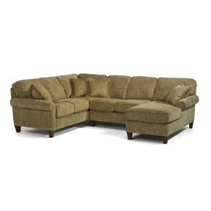 this is the best small scale sectional for a condo flexsteel westside sectional at sofa