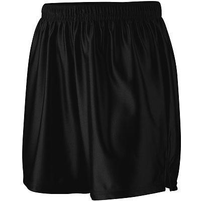 Augusta Sportswear Womens Dazzle Drawcord Elastic Short RED Medium