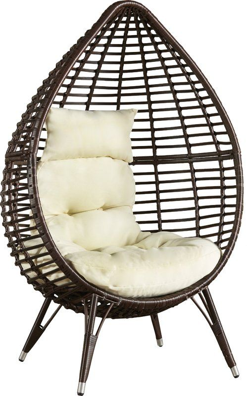 Excellent Teardrop Patio Chair With Cushions In 2019 Patio Chairs Ocoug Best Dining Table And Chair Ideas Images Ocougorg