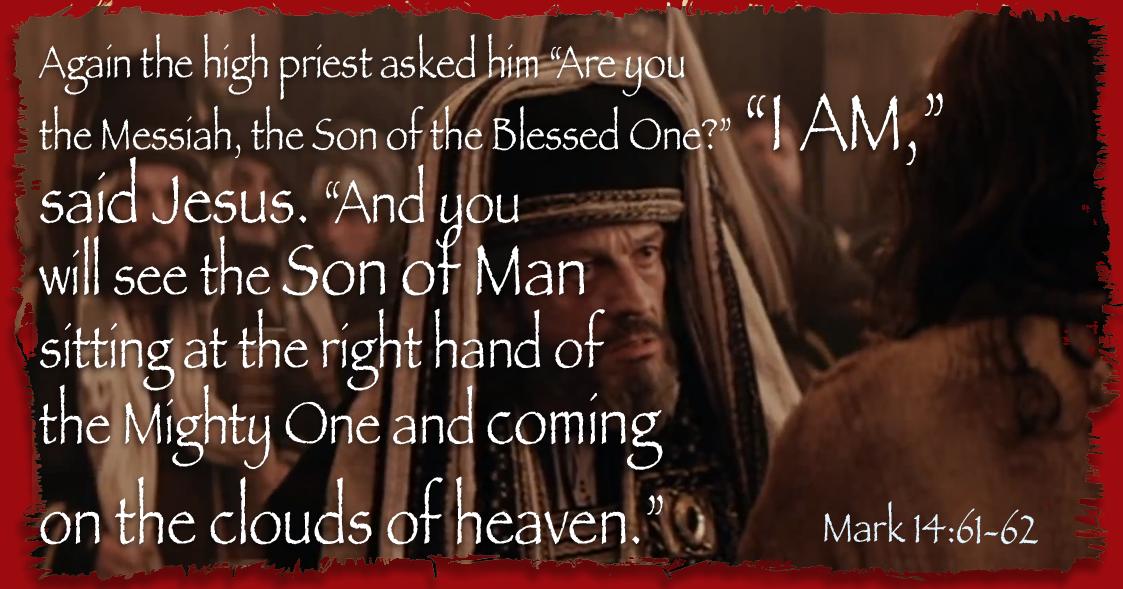 Kuvahaun tulos haulle Mark 14:62