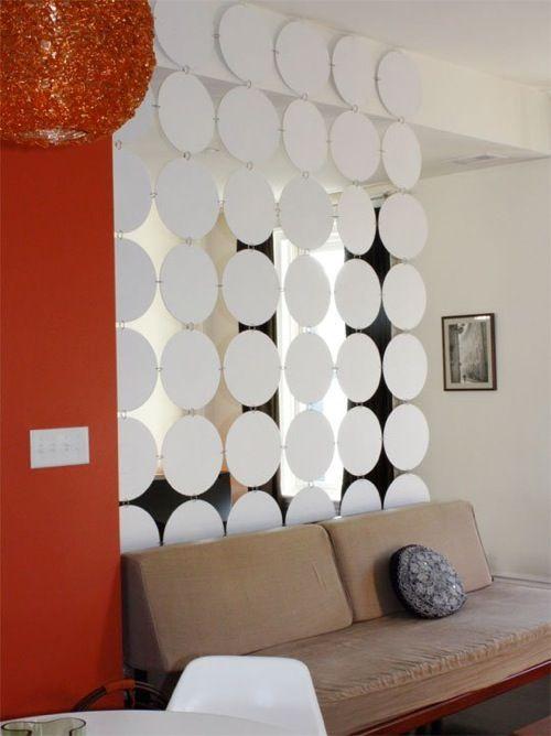10 schöne Ideen für Gardinen als Trennwand im Innenraum deko - gardinen f r wohnzimmer