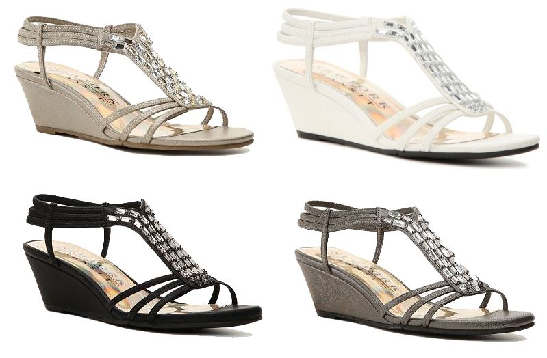 0640f14485e Wide Width Wedge Sandals From DSW - PLUS Model Mag