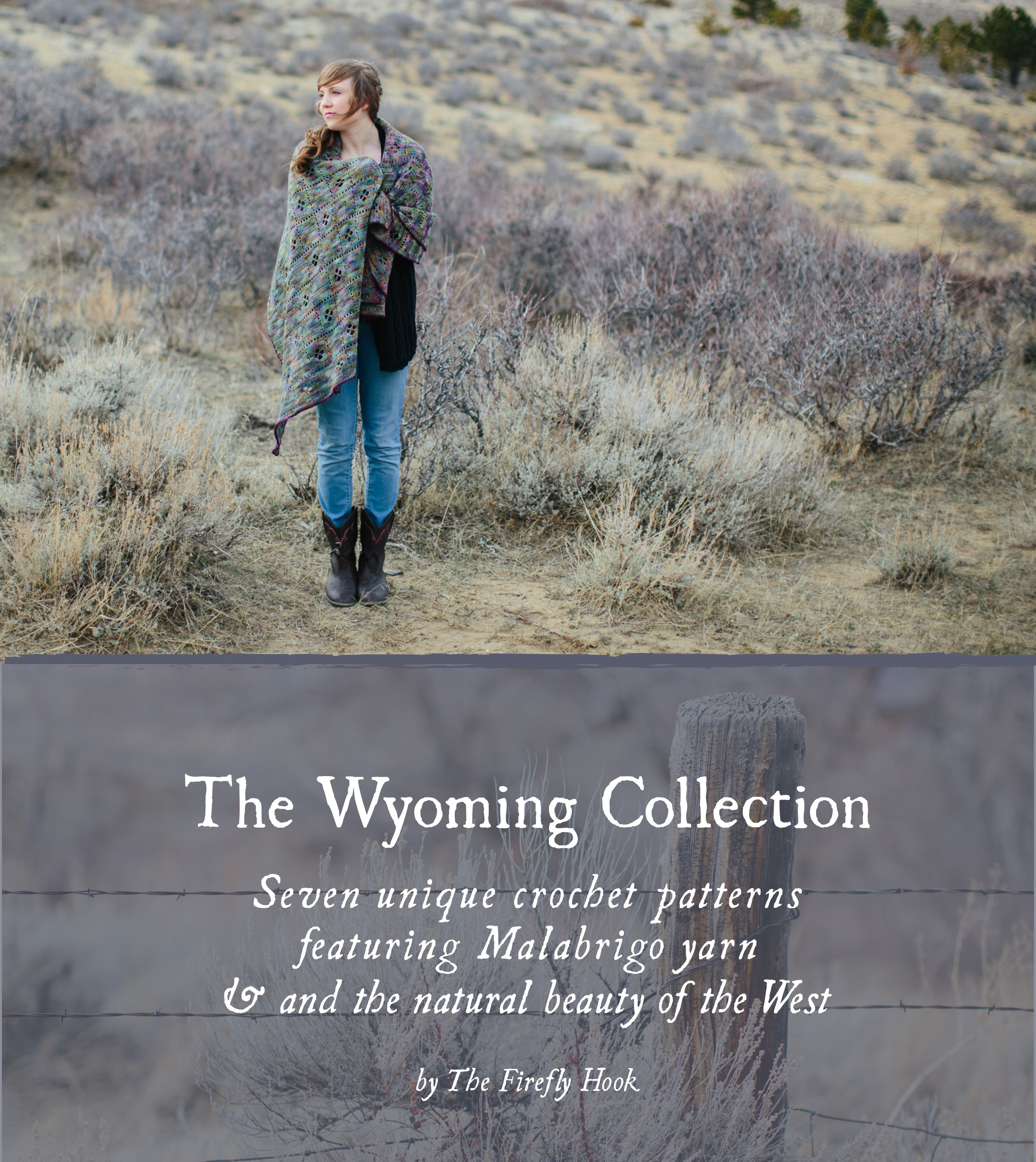 7 New Patterns: The Wyoming Collection (Featuring Malabrigo yarn and ...