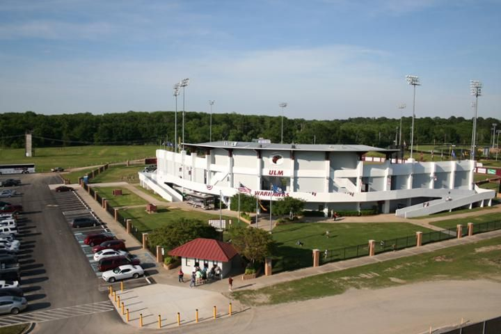 Reviews And Information About Warhawk Field Home Of The Ulm Warhawks Field Sports Travel Places