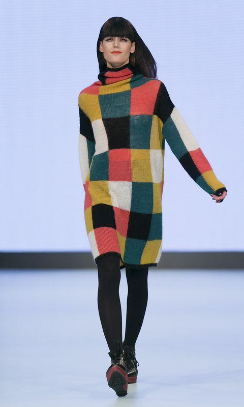 Marimekko's A/W 2013 fashion show at Stockholm Fashion Week. Photo: Kristian Löveborg