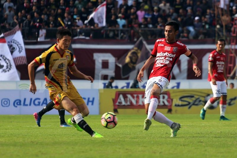 Tercoret dari Timnas, Ini Tanggapan Kapten Bali United ...