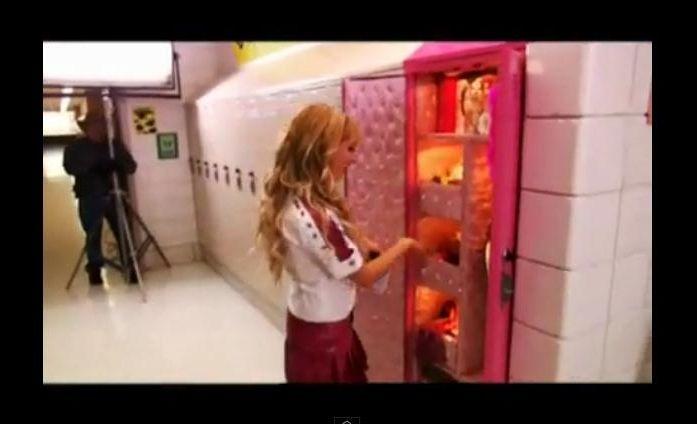 sharpay 39 s pink double locker lockers pinterest. Black Bedroom Furniture Sets. Home Design Ideas
