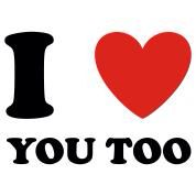 I You Too I Love You I Love You Too Love You