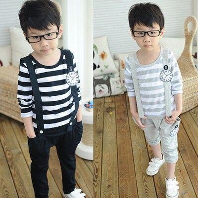 6d5412e3e724d Baby Boy Clothes Hip Hop Kids Fashion
