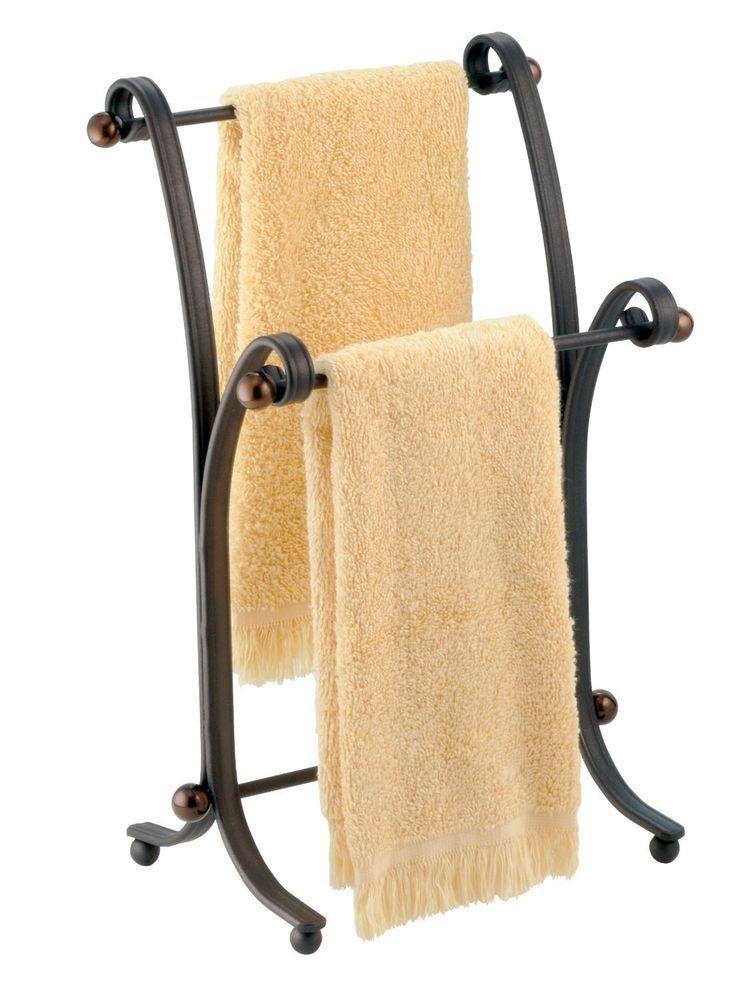 countertop towel stand. Metal Bathroom Kitchen Cabinet Countertop Mini Hand Towel Stand Free Standing N
