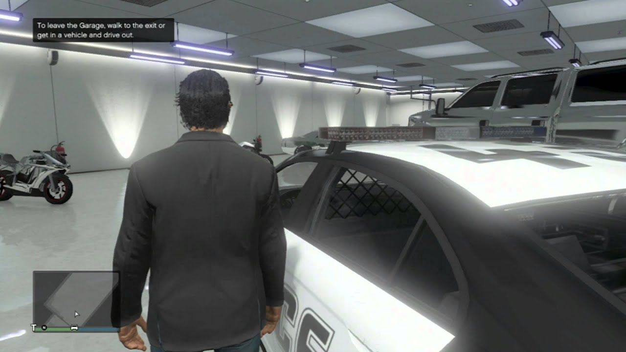 Gta V Online How To Insure Any Vehicle And Put It In Your Garage