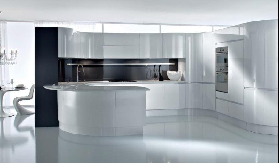 Contemporary Kitchen Design Pictures \ Photos Kitchen design - paneele für küche