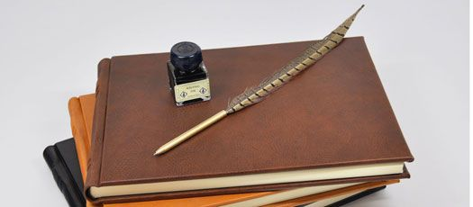 Guest Book Pen - Ritz