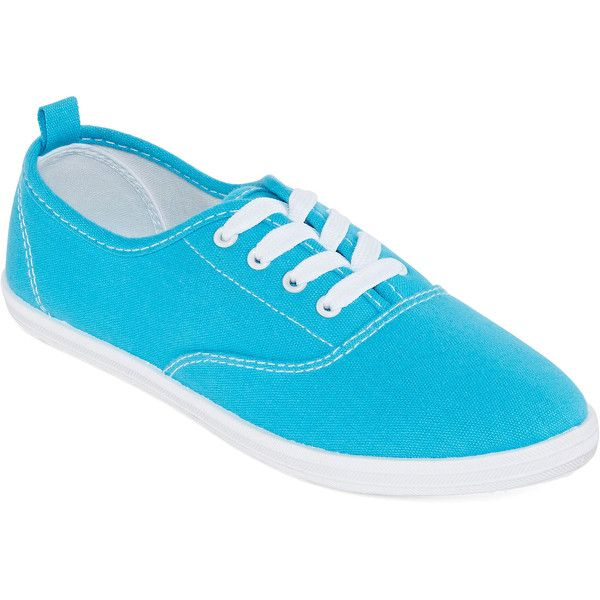 d3d48ffb057fa City Streets Olivia Womens Sneakers ( 12) ❤ liked on Polyvore featuring  shoes