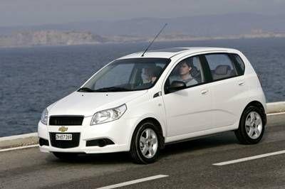 Chevrolet Aveo Chevrolet Aveo Car Chevrolet