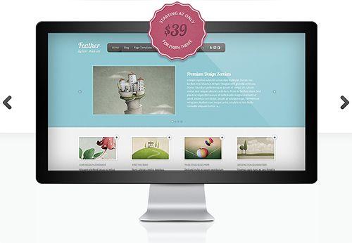 http://freekrs.com/templates/elegant-themes-feather-v2-8-wordpress ...