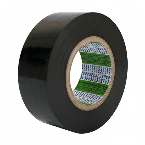 3103H Black Low Tack Protection Tape Nitto 3103H has