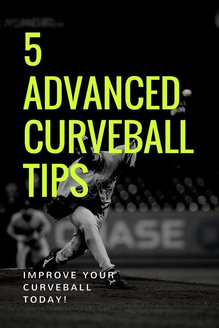 5 advanced curveball tips for pitchers baseball training
