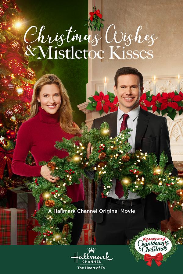 Christmas Wishes Mistletoe Kisses 2019 Hallmark Christmas Movies Christmas Movies On Tv Hallmark Christmas