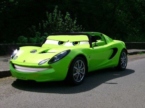 Wallpaper Desktop Car Green Car Modification Wallpaper
